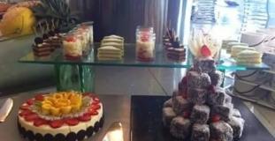 Buffet party Desserts