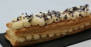 creme mille feuille