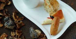 Mushroom-cappuccino